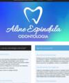 Aline Espindula: Dentista (Clínico Geral), Especialista em pacientes especiais, Homeopata e Laserterapia (Dores e Lesões Orofaciais)