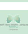 Mônica Tatiane De Sousa Lima Gonçalves: Psicólogo
