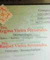 Regina Vieira Fernandes: Dermatologista