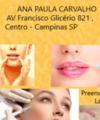 Ana Paula Carvalho Costa: Dentista (Clínico Geral), Dentista (Dentística), Implantodontista e Prótese Dentária