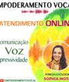 Sophia Mota Constancio: Fonoaudiólogo